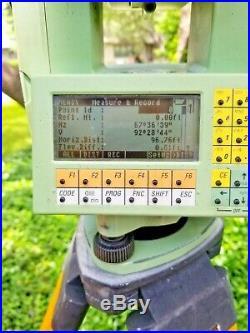 Leica TCM1103 Plus Conventional Survey Total Station TCM1103Plus