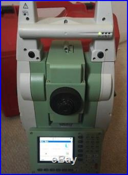Leica TCP1201 Plus Robotic Total Station with PowerSearch