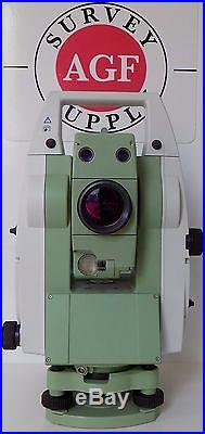 Leica TCP1201 Total Station Calibrated Free World wide Shipping