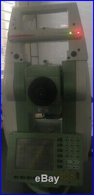Leica TCR 1205 R300 Robotic Totalstation