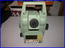 Leica TCR1102 Total Station