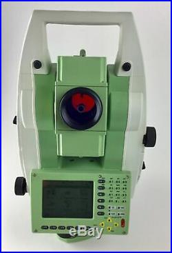 Leica TCR1203 R300, 3 Total Station, We export