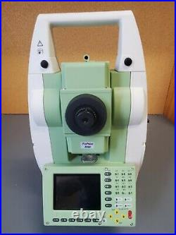 Leica TCR1203+ R400 Survey Total Station & DNA10 Digital Auto Level with Hard Case