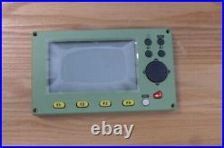 Leica TCR400 TS02 Display, keyboard for TPS400 TS02 Total Station PN# 779978