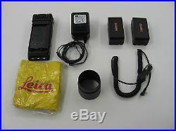 Leica TCR405 Power 5 Total Station Nur, für Vermessung, Ein Monat Garantie