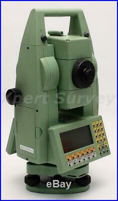 Leica TCRA1101 Plus 1 Motorized Auto Target Total Station TPS1100 TCRA-1101