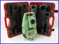 Leica TCRA1103 Plus 3 Roboter Total Station für Vermessung, Ein Monat Garantie