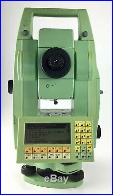 Leica TCRA1103plus Ext. Range 3 Robotic Total Station, Reconditioned