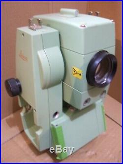 Leica TCRA1103plus robotic total station for parts. Art no 723328