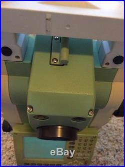 Leica TCRA1203 R300 Survey Total Station