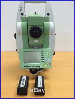 Leica TCRA1203 R300 Survey Total Station Excellent Condition