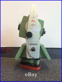 Leica TCRA1203 R300 Total Station Excellent Condition