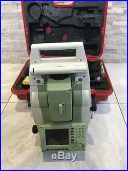 Leica TCRA1203 Theodolite Surveying Total Station