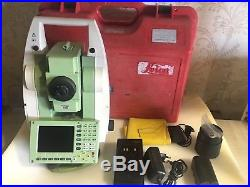 Leica TCRM1205+ R1000 Total Station