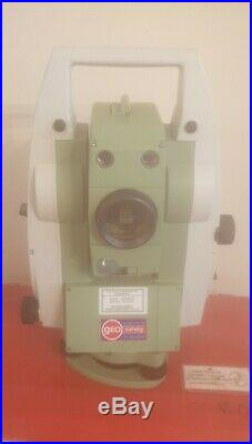 Leica TCRP 1201 R300 Robotic Total Station Reconditioned