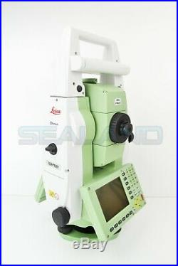 Leica TCRP1201 R300 Robotic Total Station with CS15 Field Controller