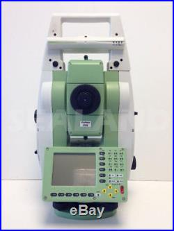 Leica TCRP1201 R400 Robotic Total Station with RX1250 TC Controller