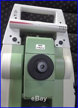 Leica TCRP1203 3 R300 Robotic Total Station art 737469 gogo stakeout
