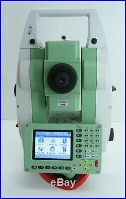 Leica TCRP1203 + 3 R400 Roboter Total Station für Vermessung ein Monat