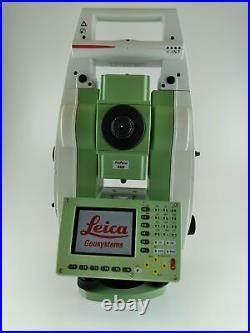 Leica TCRP1203+ R400, 3 Robotic Total Station Kit with Carlson Surveyor2 Dat