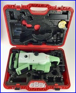 Leica TCRP1205+ R1000 5 Robotic Total Station, Reconditioned, Financing