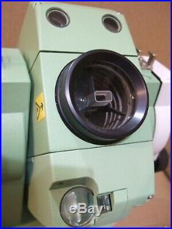Leica TCRP1205 R300 robotic total station for parts. Art no 737468