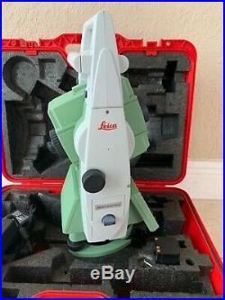Leica TCRP1205+ R400 5 Robotic Total Station