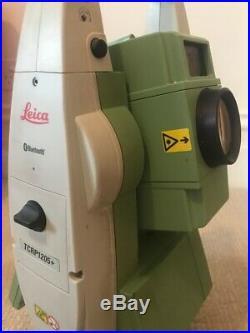Leica TCRP1205+ Robotic Total Station