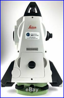 Leica TDA5005 0.5 Total Station