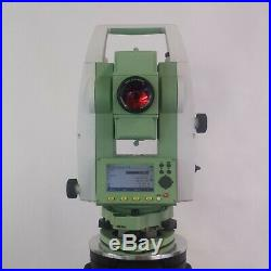 Leica TS02 3 Power Reflectorless Total Station