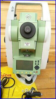 Leica TS02power-5 total station