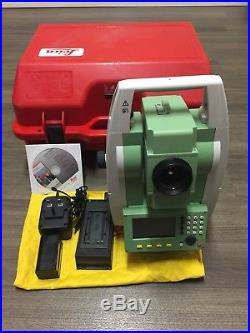 Leica TS06 5 Total Station Surveying, Construction