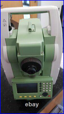 Leica TS06 Power 5 R400 Reflectorless Total Station