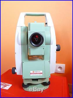 Leica TS06 R400 Total Station
