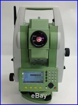 Leica TS06Plus Total Station Surveying instrument With case