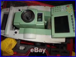 Leica TS12 Total Station TS 12 Robotic