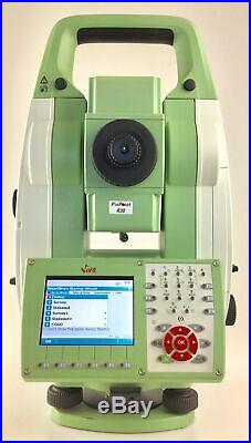 Leica TS15 A 1 R30 Robotic Total Station Reconditioned