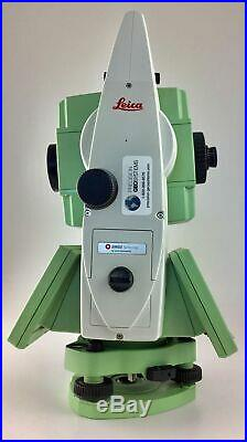 Leica TS15 A 3 R1000 Robotic Total Station Reconditioned