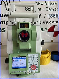 Leica TS15 I 1 R1000 Robotic Total Station with Vision, Hybrid incl. GS14 & CS15