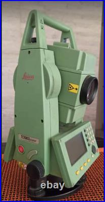 Leica TS15 P 3 R400 Robotic Total Station, NEW NEVER WAS USED