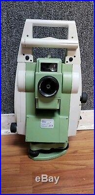 Leica TS15 P Robotic Total Station Calibrated FREE SHIPPING