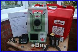 Leica TS15 R30 1 Robotic Total Station
