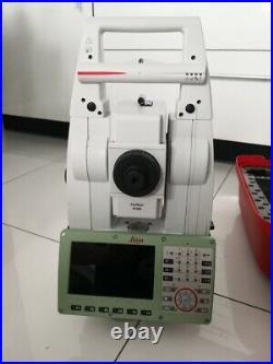 Leica TS16i 3 R1000 CS20 Robotic set with accessories, calibrated. Mint shape