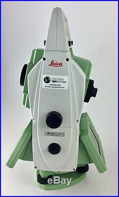 Leica TS30 0.5 R1000 Monitoring Robotic Total Station, Refurbished, Financing