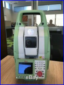 Leica TS50 Total Station Imaging Reflectorless 0.5