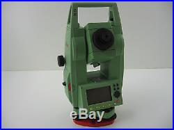 Leica Tc405 5 Total Station Only, For Surveying, One Month Warranty