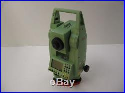 Leica Tc703 3 Total Station Only, For Surveying, One Month Warranty