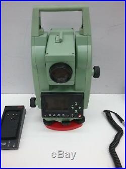 Leica Tcr303 Prismless Surveying Total Station, Topcon, Trimble, Sokkia, Nikon, Tps