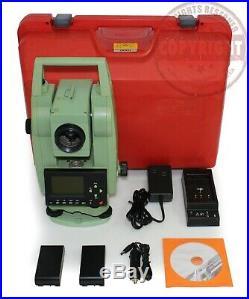 Leica Tcr307 Prismless Surveying Total Station, Sokkia, Trimble, Topcon, Nikon, Tps