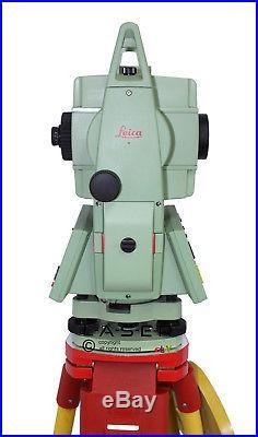Leica Tcr803 Ultra R300 Prismless Surveying Total Station Sokkia, Trimble, Topcon